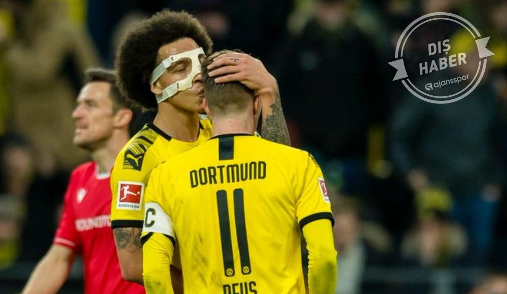 Dortmund'a kaptanından kötü haber
