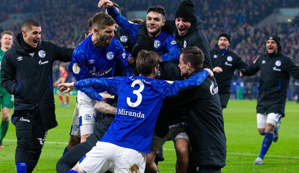 Schalke 04 - Paderborn (Canlı Skor)