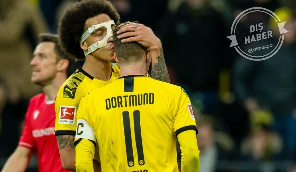 Reus'tan Dortmund'a kötü haber