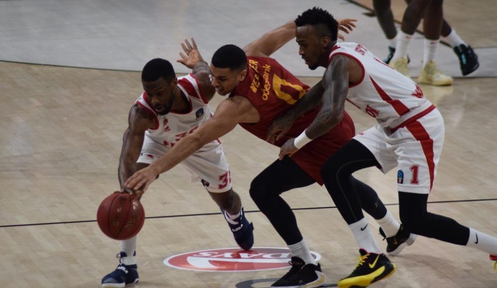 Galatasaray Doğa Sigorta'nın tur umudu sürüyor