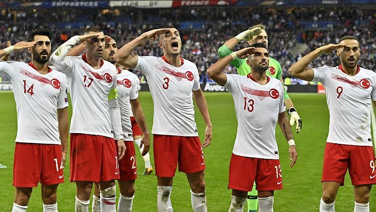 A Milli Takım'ın FIFA dünya sıralamasındaki yeri değişmedi