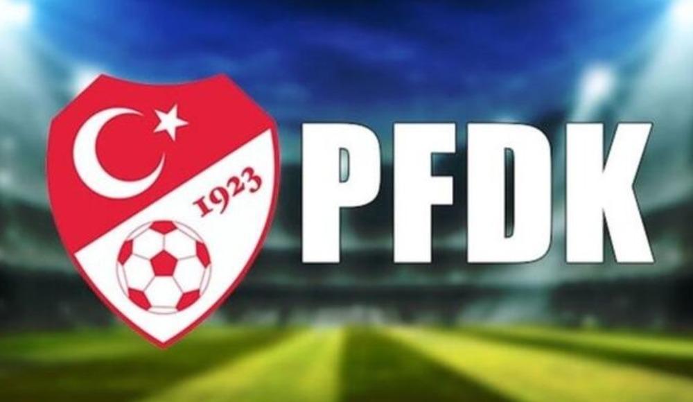 PFDK kararları açıklandı! Trabzonspor...