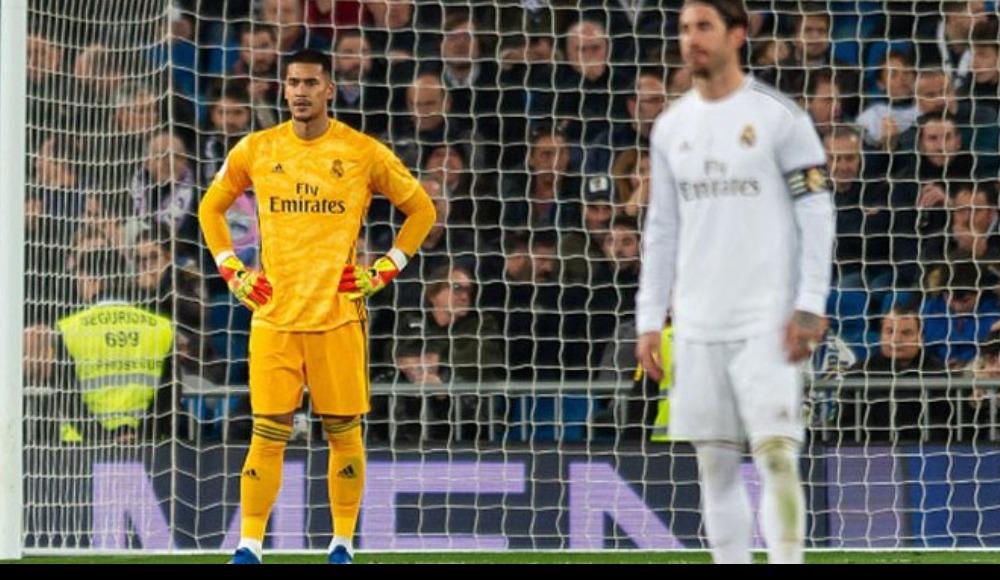 Real Madrid, Kral Kupası'ndan elendi!