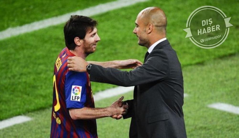 Messi futbolu nerede bırakmalı? Guardiola...