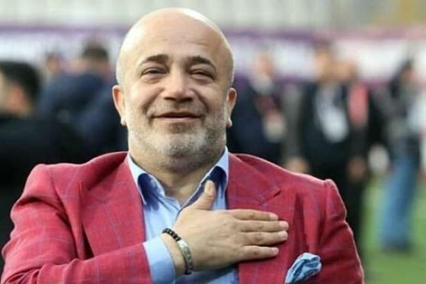 Balıkesirspor'dan Murat Sancak'a teşekkür