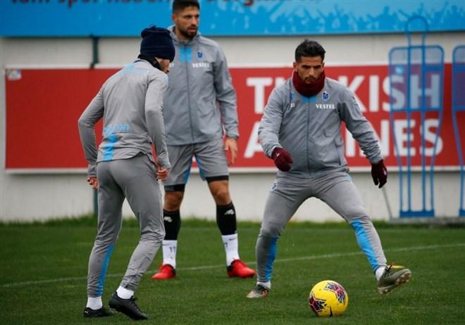 Trabzonspor Ankara'ya gitti