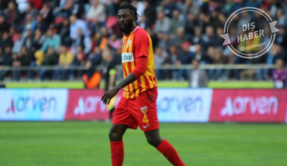 İşte Emmanuel Adebayor'un yeni takımı!