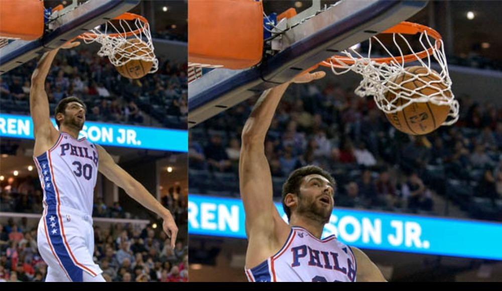 NBA'de oynayan Furkan Korkmaz kaç yaşında? Furkan Korkmaz biyografi!