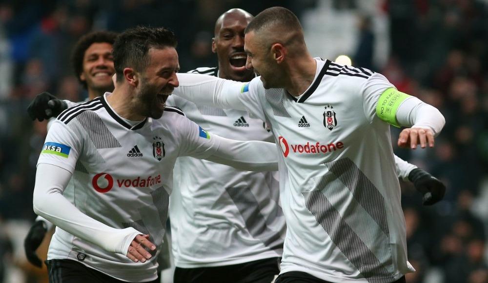 Beşiktaş'ın konuğu Ankaragücü! İşte 11'ler...