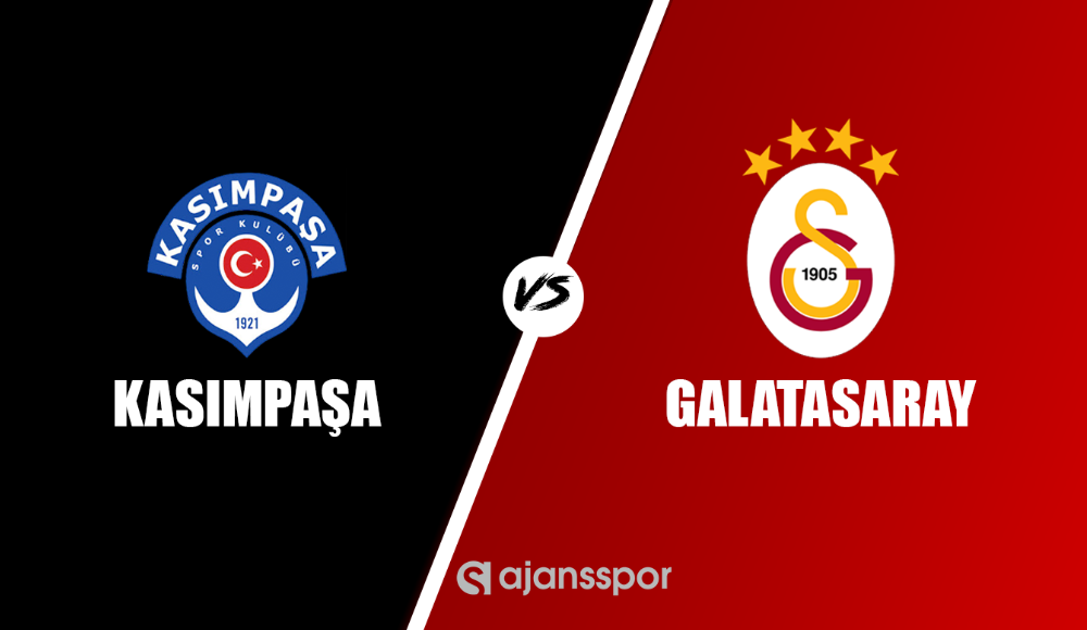 Kasımpaşa - Galatasaray (Maç izle)