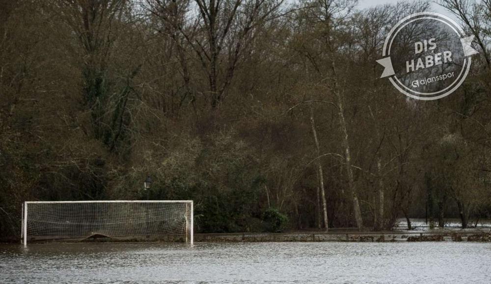 Avrupa futbolu 'Sabina fırtınasına' teslim! Ligler ertelendi...