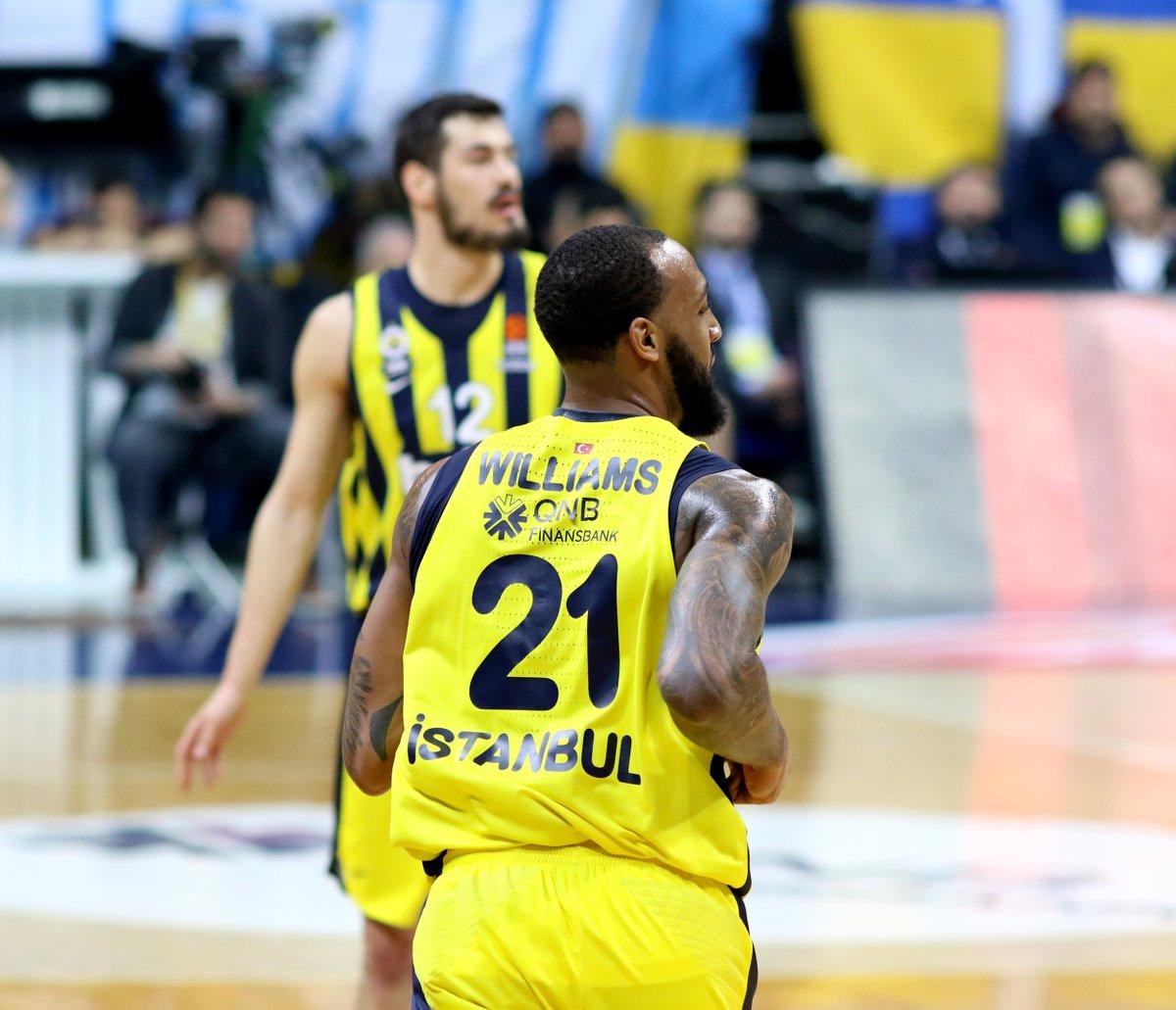 Bahçeşehir Koleji - Fenerbahçe Beko (Canlı Skor)