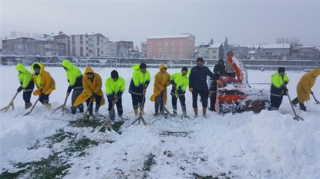 Fatsa Belediyespor - Kozanspor maçı ertelendi