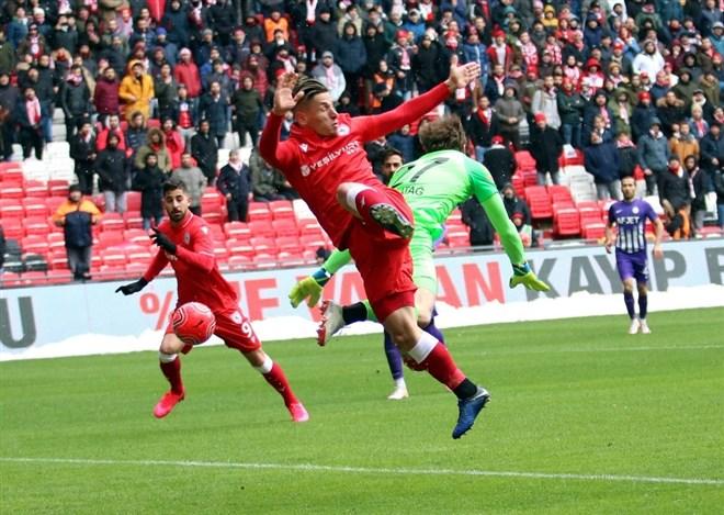 Lider Samsunspor hata yapmadı! 2-0