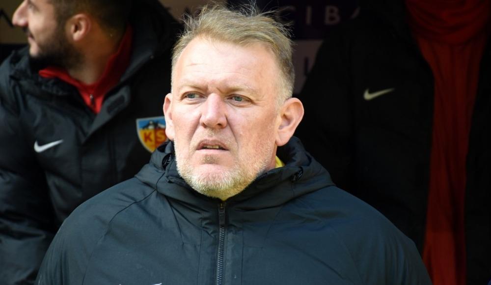 """Prosinecki: """"Havlu atmadık, önümüzdeki maçlara hazırlanacağız"""""""