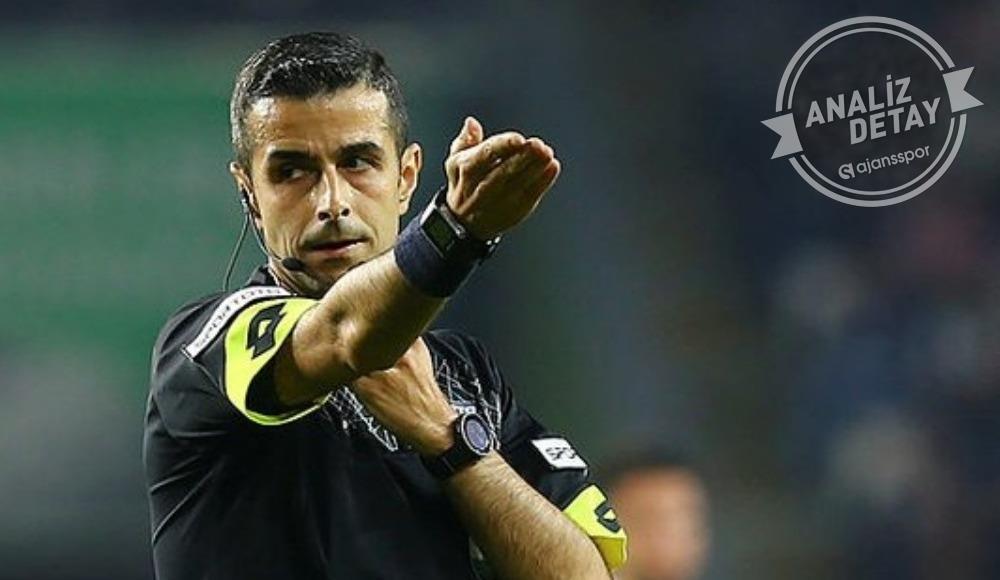 Kasımpaşa - Galatasaray maçında ilginç pozisyon! Mete Kalkavan...