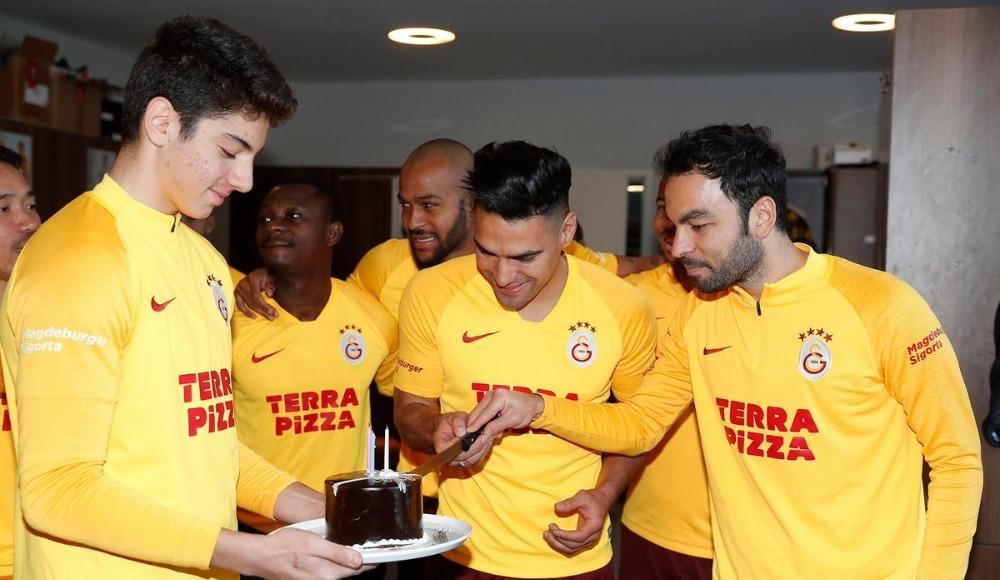 Falcao doğum gününde döndü, UEFA unutmadı!