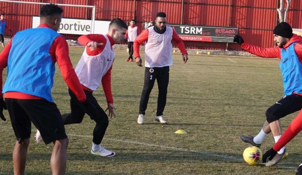 Gençlerbirliği, Aytemiz Alanyaspor maçının hazırlıklarına başladı