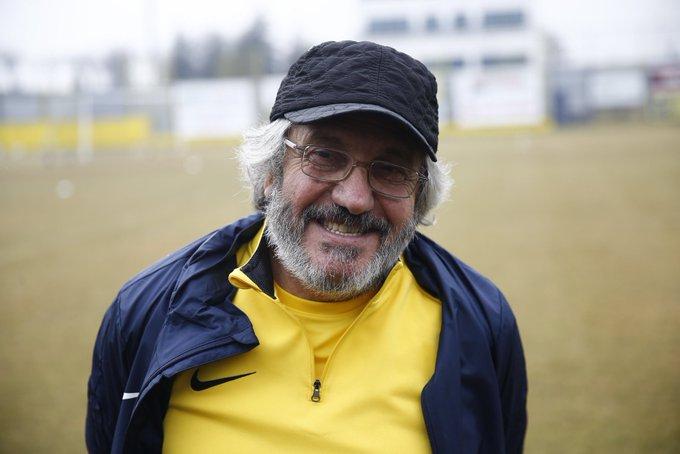 Haftanın teknik direktörü: Mustafa Reşit Akçay