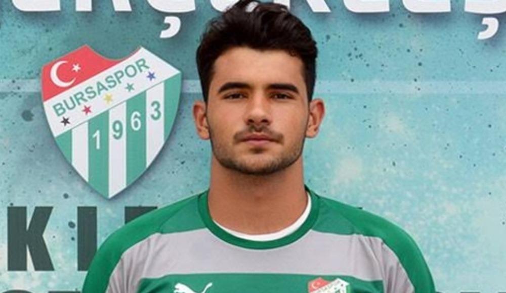 Bursaspor'un genç kalecisi yurt dışına transfer oldu