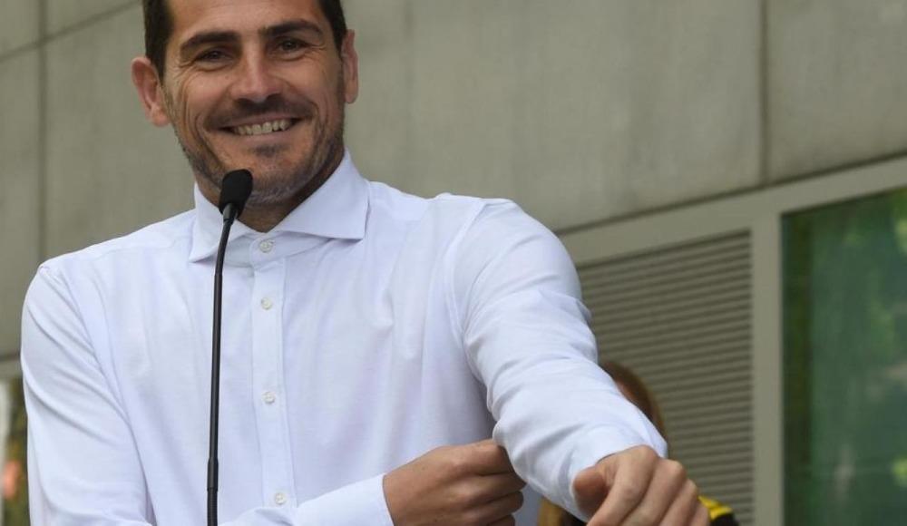 Casillas başkanlık için kolları sıvadı
