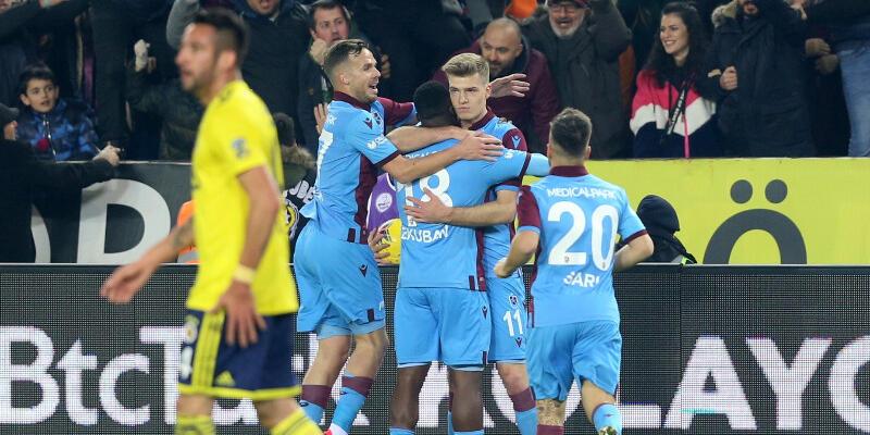 Fenerbahçe'ye karşı bu yıl üstünlüğümüz var!