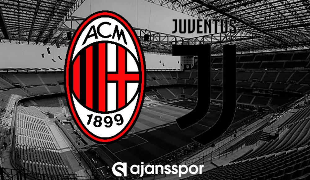 Milan - Juventus (Canlı Skor)