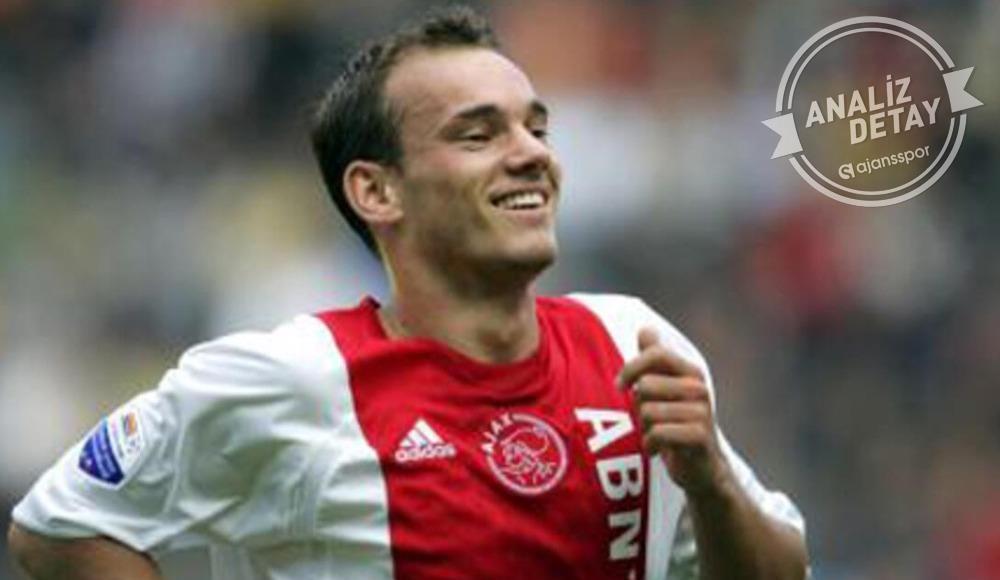 Ziyech Sneijder'in izinden gitti