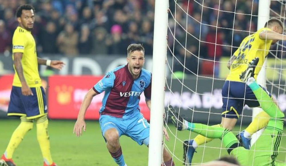Kupada dev eşleşme: Fenerbahçe  - Trabzonspor