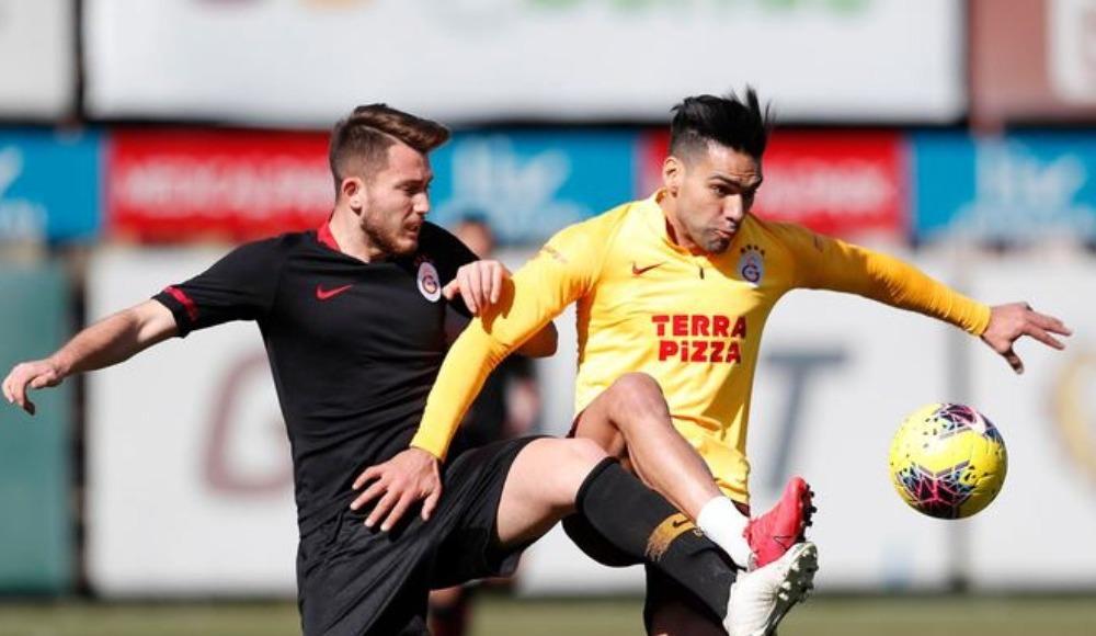 Falcao Galatasaray - Yeni Malatya maçında sahada mı?