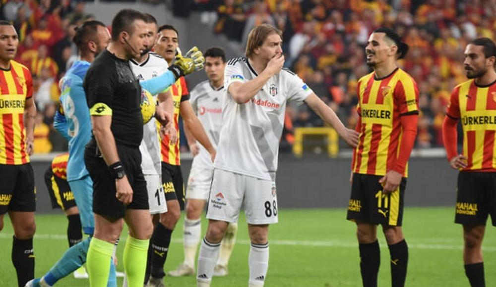 Beşiktaşlı yöneticilerden tepki yağdı! İşte o mesajlar...