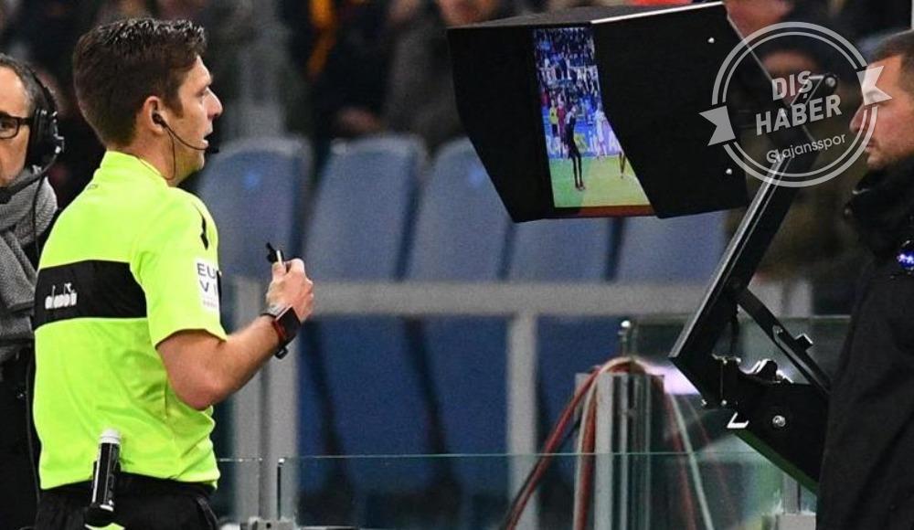 İtalya'dan FIFA'ya VAR önerisi! Sistem değişiyor mu?