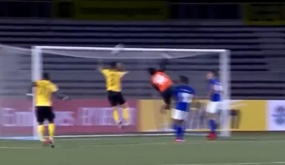 O gol Maradona'yı hatırlattı