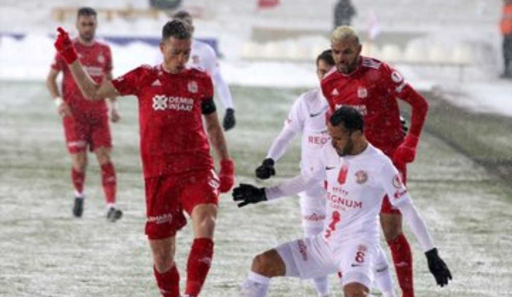 Sivasspor futbolcuları Antalyaspor maçını yorumladı!