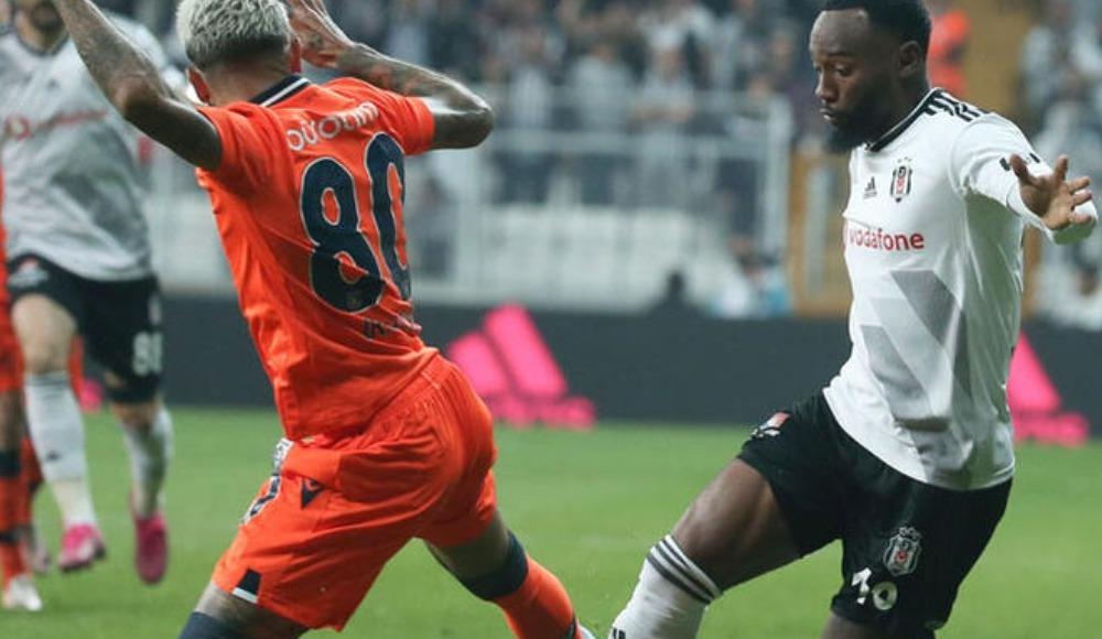 Başakşehir - Beşiktaş maç yayını!