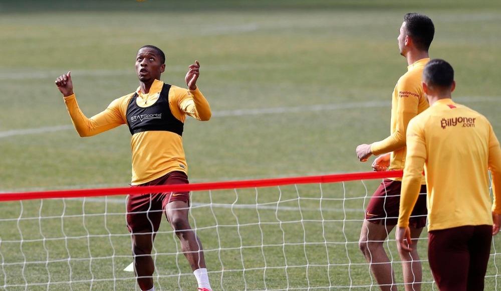 Galatasaray, Yeni Malatyaspor maçına hazırlanıyor! Falcao...