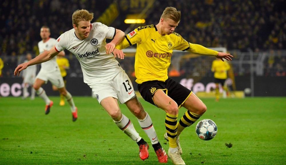 Haaland attı; Borussia Dortmund farklı kazandı