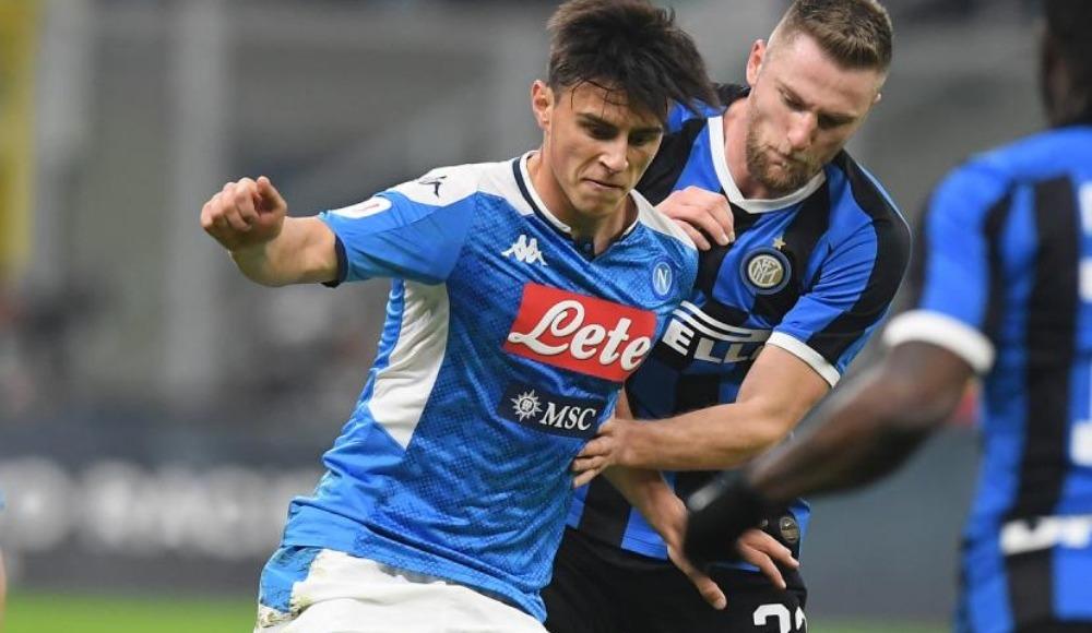 Napoli Eljif Elmas'ın sözleşmesini uzattı