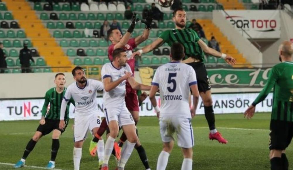 Menemenspor - Eskişehirspor (Canlı Skor)