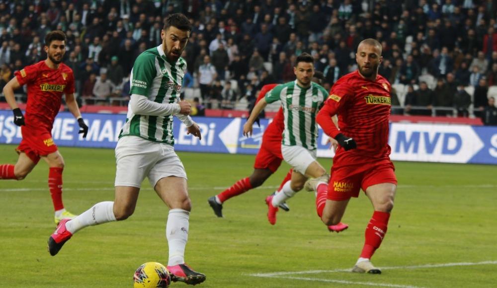 Bülent Korkmaz da Konyaspor'a çözüm olamadı