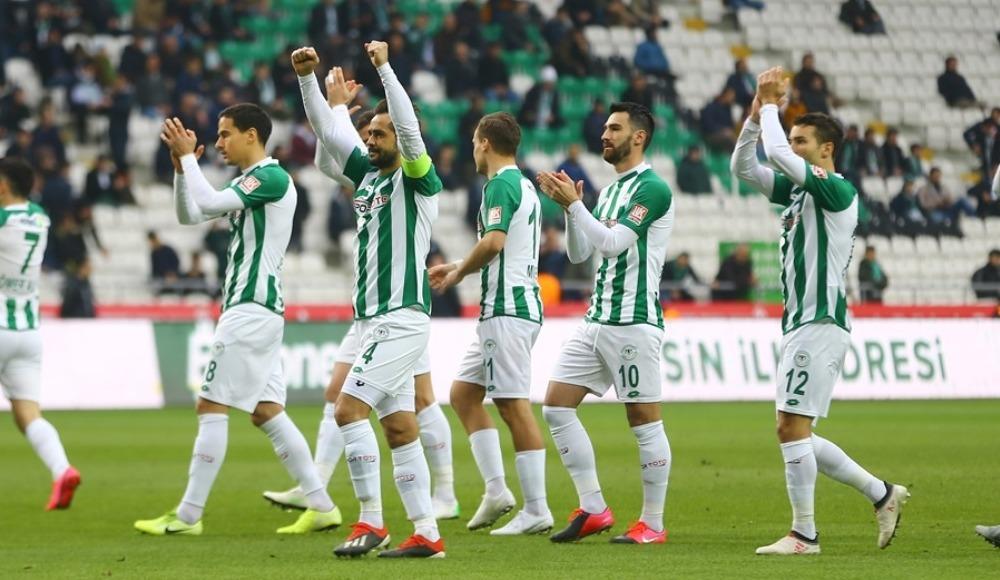 Konyasporlu oyunculardan Göztepe maçı yorumları