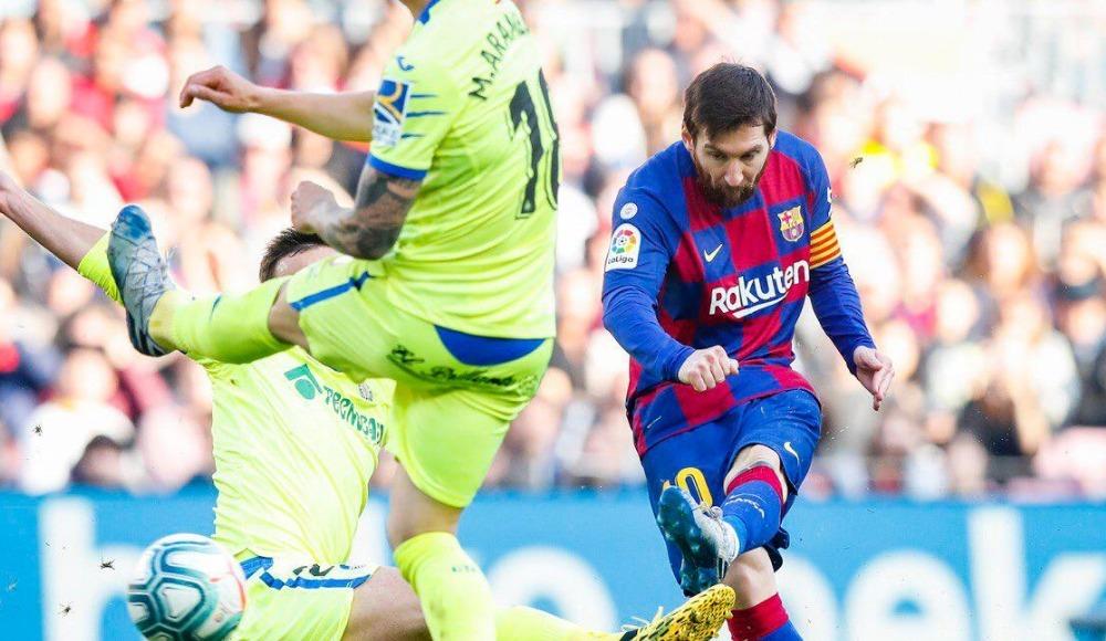 Barcelona zorlansa da kazandı