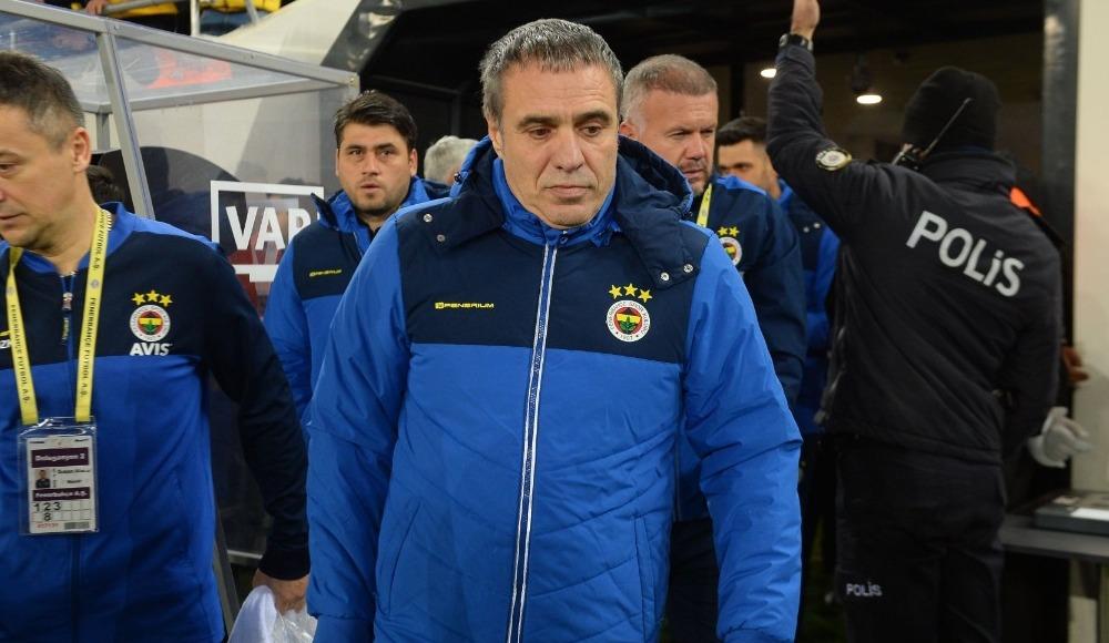 Fenerbahçe: Ersun Yanal