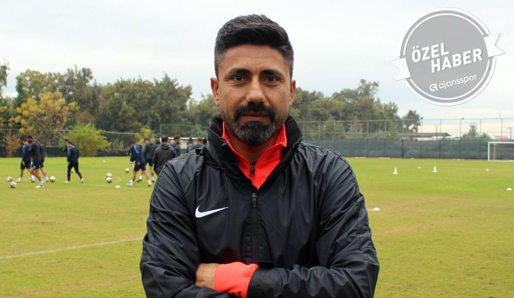 İşte Hatayspor'un teknik adam adayları!