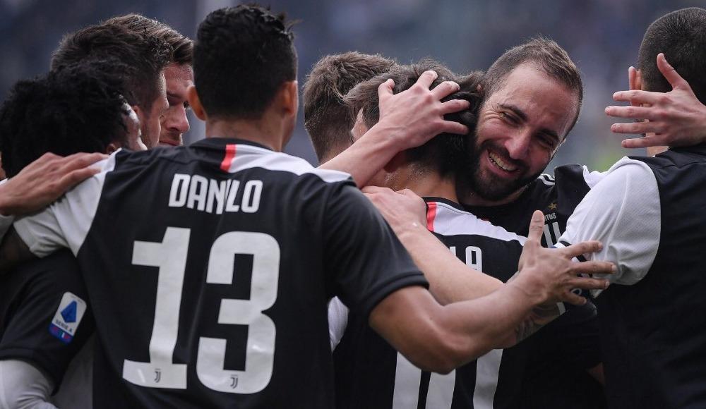 Juventus kazandı, beklemeye başladı