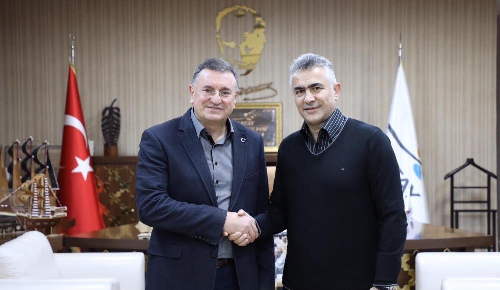 Hatayspor'da Mehmet Altıparmak dönemi!