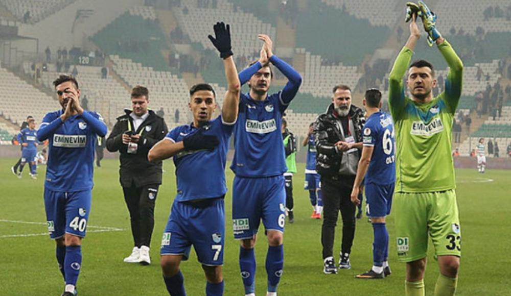 Adanaspor - Erzurumspor (Canlı Skor)