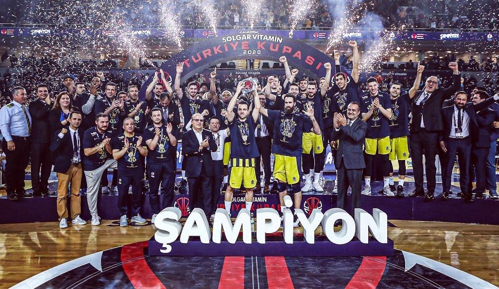 Fenerbahçe Beko Instagram'ın da şampiyonu