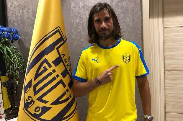 Pinto, bu sezon Ankaragücü'nde neler yaptı?