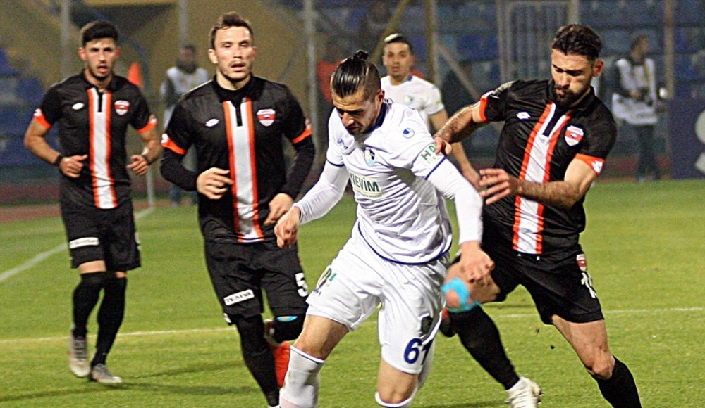 Adanaspor - Ümraniyespor (Canlı Skor)